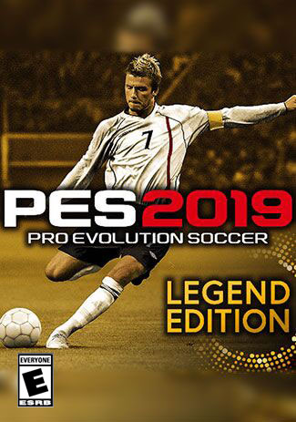 Official PRO EVOLUTION SOCCER 2019 - Legend Edition (PC)