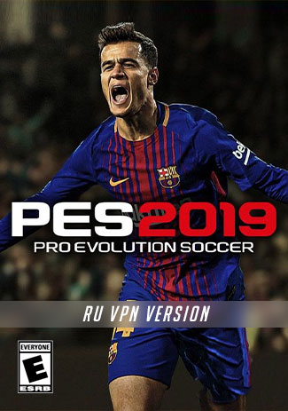 Official PRO EVOLUTION SOCCER 2019 (PC/RU)