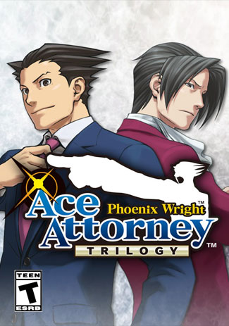 Phoenix Wright: Ace Attorney Trilogy (PC/EU)