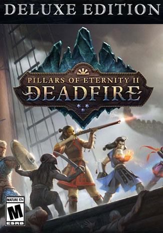 Official Pillars of Eternity II: Deadfire - Deluxe Edition (PC/Mac)