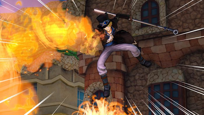 Official One Piece: Pirate Warriors 3 (PC)