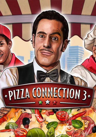 Official Pizza Connection 3 (PC/Mac) EU Version