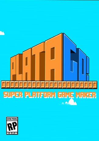 Official PlataGO Super Platform Game Maker (PC/EU)