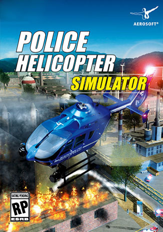 Official Police Helicopter Simulator/ Polizeihubschrauber Simulator (PC/EU)