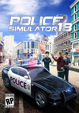 Police Simulator Patrol Duty (PC)