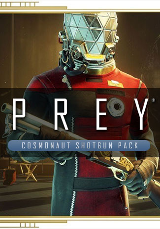 Official Prey: The Cosmonaut Shotgun Pack (DLC)