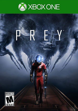 Official Prey (Xbox One Download Code)