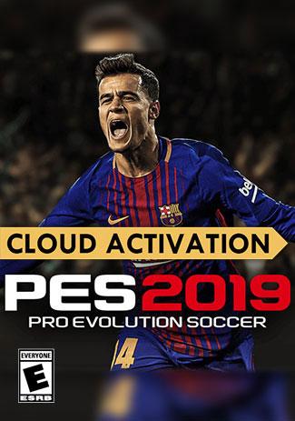 Official PRO EVOLUTION SOCCER 2019 (PC/Cloud Activation)