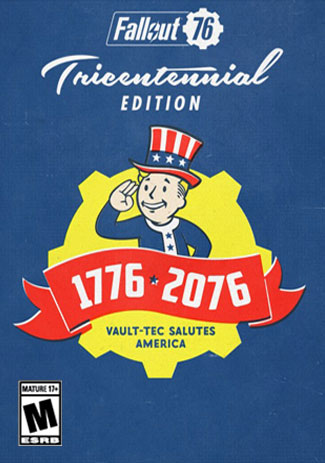 Official Fallout 76 Tricentennial Edition (PC/EU)