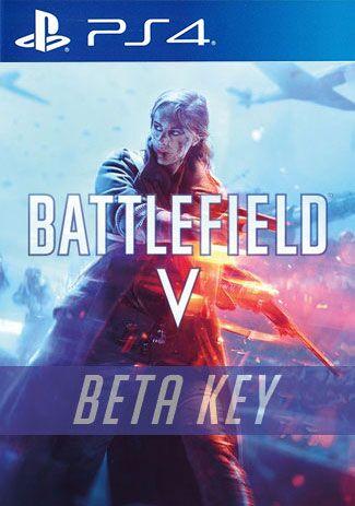 Official Battlefield V Beta Key (PS4 Download Code/EU)