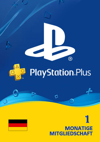 PSN Plus 30 Days (DE) - PlayStation Plus 1 Month