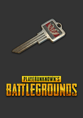 Official PLAYERUNKNOWN'S BATTLEGROUNDS 10x Weapon Cosmetic Keys (PC)