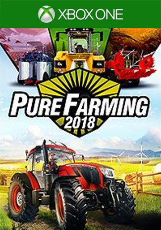 Official XBOX EU Pure Farming 2018 (Xbox One Download Code/EU)
