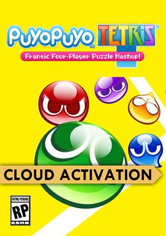 Official Puyo Puyo Tetris (PC/Cloud Activation)