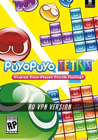 Official Puyo Puyo Tetris (PC/RU)