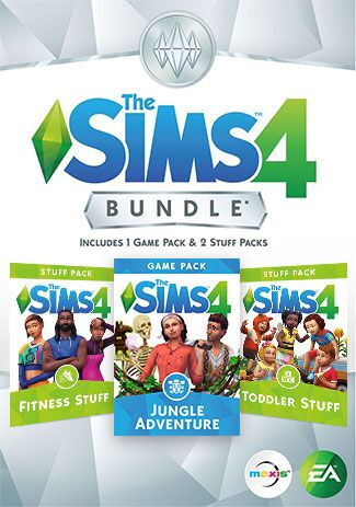 The Sims 4 Bundle Pack 6 (PC/Mac)