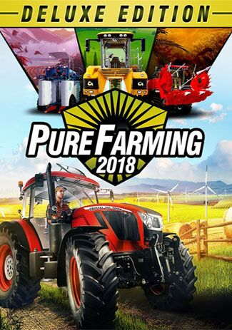 Official Pure Farming 2018 Deluxe Edition (PC)