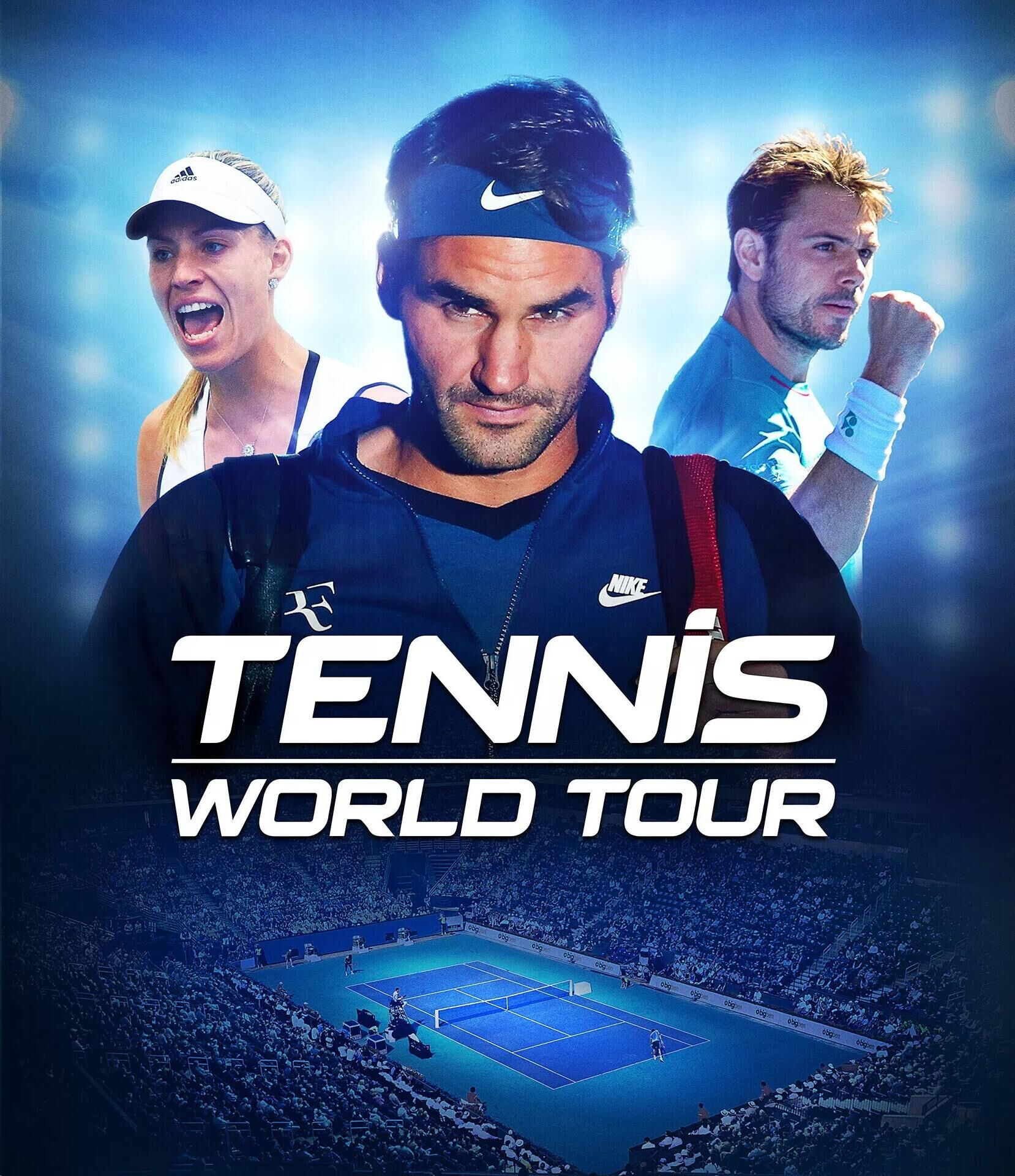 Official Tennis World Tour (PC)