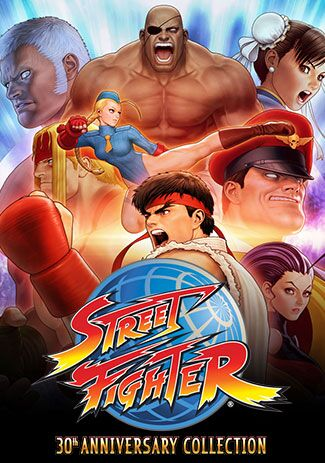 Official Street Fighter 30th Anniversary Collection (PC)