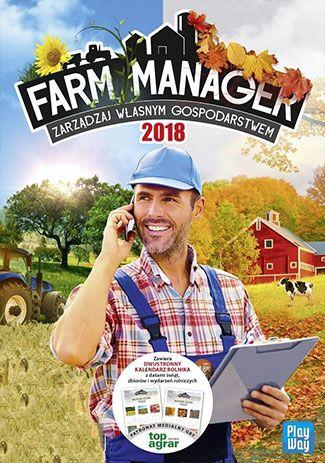Official Farm Manager 2018 EU Version (PC)