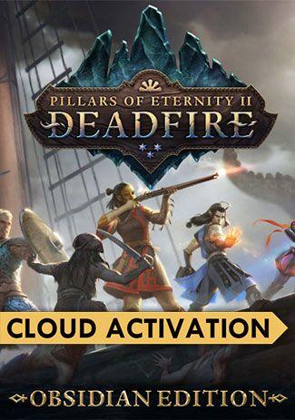 Pillars of Eternity II Deadfire Obsidian Edition (Steam Cloud Activation)