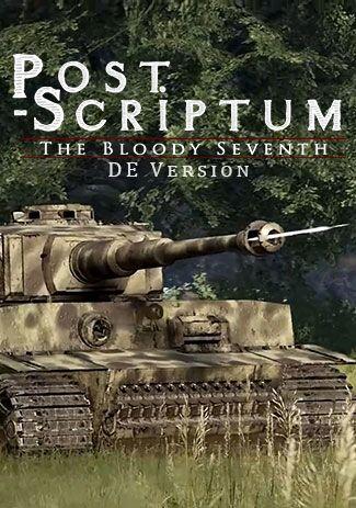 Post Scriptum (PC) DE Version