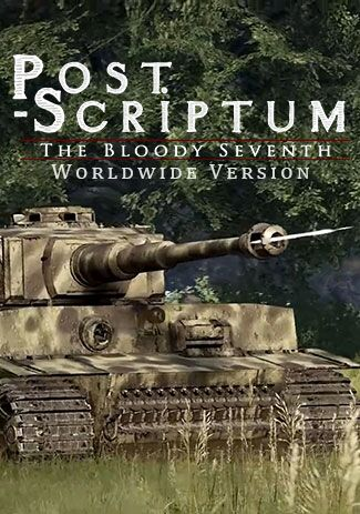 Official Post Scriptum (PC) Worldwide Version