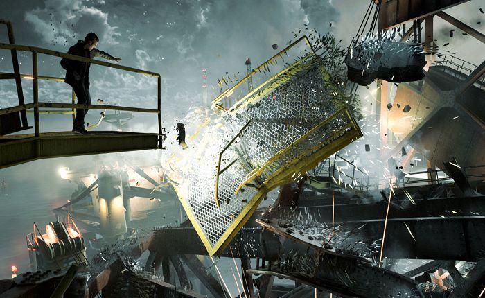 Official Quantum Break (Xbox One Download Code)