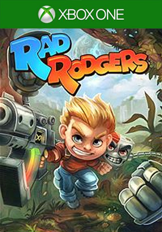 Official Xbox One Rad Rodgers (Xbox One Download Code/EU)