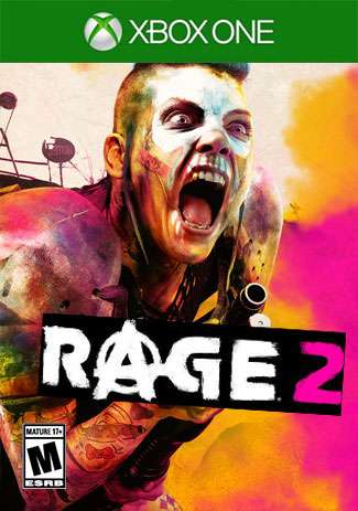 Official RAGE 2 (Xbox One Download Code)