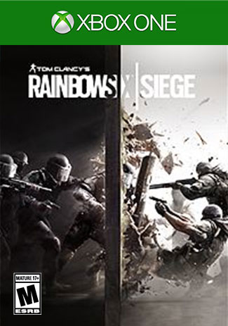 Official Tom Clancy's Rainbow Six Siege (Xbox One Download Code/EU)