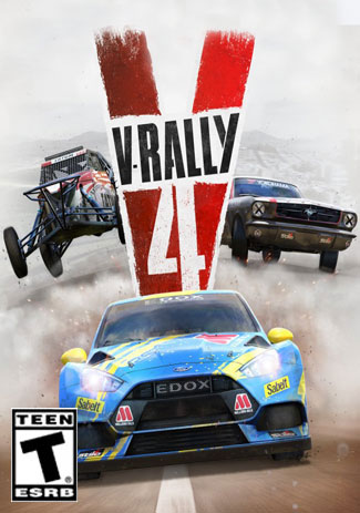 Official V-Rally 4 (PC/EU)