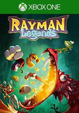 Official XBOX EU Rayman Legends (Xbox One Download Code/EU)