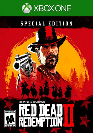 Red Dead Redemption 2: Special Edition (Xbox One Download Code)