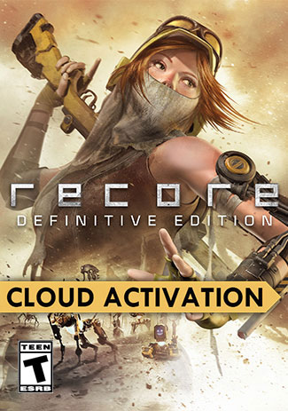 ReCore: Definitive Edition (PC/Cloud Activation)