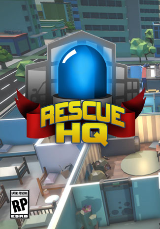 Rescue HQ - The Tycoon (PC/EU)