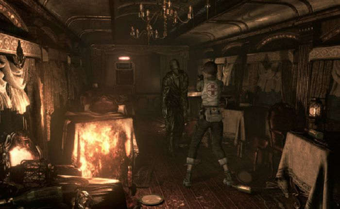 Resident Evil 0 / biohazard 0 HD REMASTER (PC)