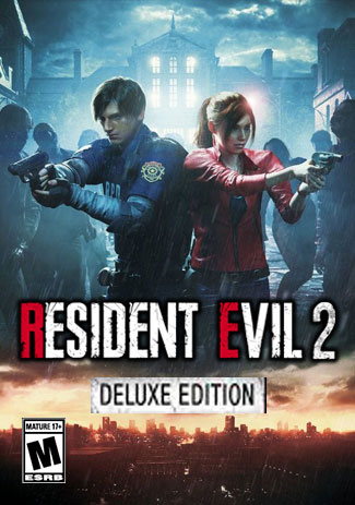 RESIDENT EVIL 2 / BIOHAZARD RE:2 Deluxe Edition (PC/EU)