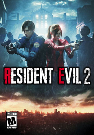 Official RESIDENT EVIL 2 Remake (PC/EU)