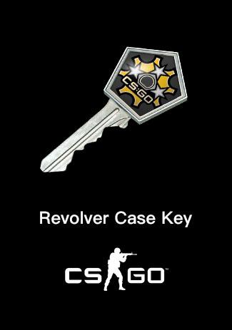 CSGO Revolver Case Key