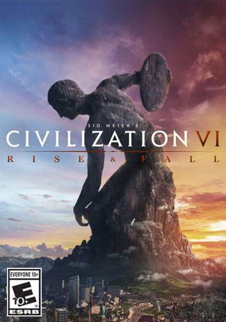 Official Sid Meier's Civilization VI: Rise and Fall (DLC/EU)