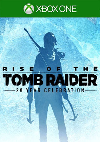 Rise Of The Tomb Raider 20 Year Celebration (Xbox One Download Code)