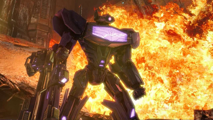 Official Transformers: Rise Of The Dark Spark