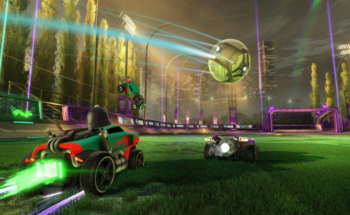 Official Rocket League (Steam Cloud Activation)