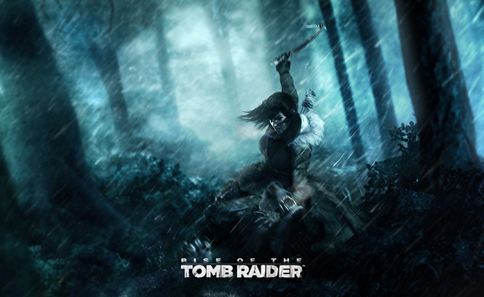 Official Rise of the Tomb Raider (PC)
