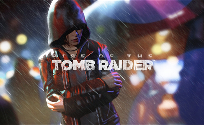 Official Rise of the Tomb Raider Nvidia Code (PC)