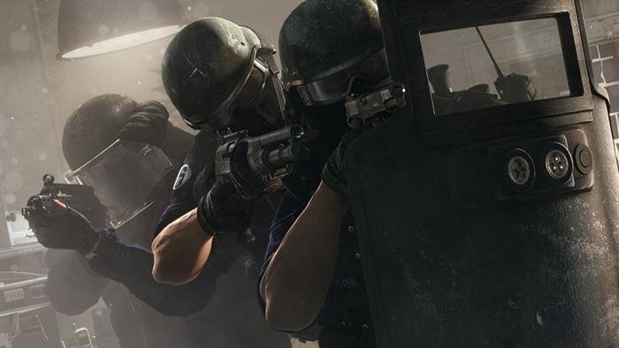 Official Tom Clancy's Rainbow Six Siege (PC)