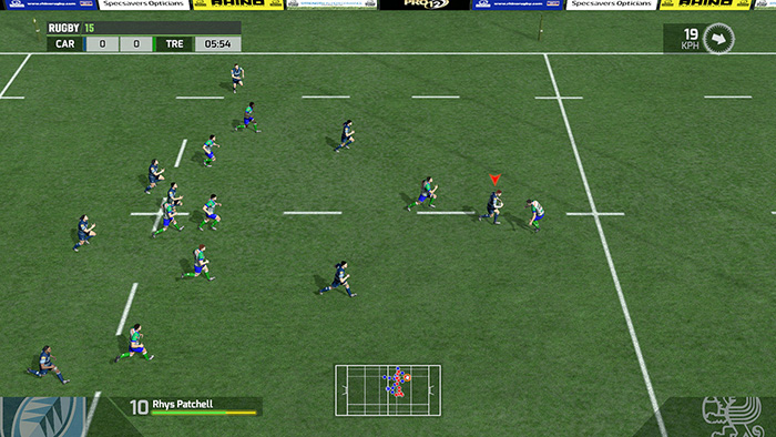 Rugby 15 (PC) фото