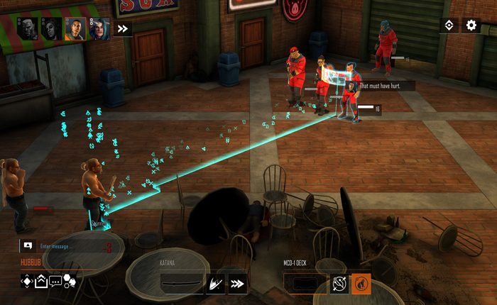 Official Shadowrun Chronicles  Boston Lockdown (PC/Mac/Linux)