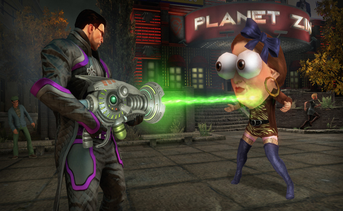 Official Saints Row IV: Game of the Century Edition (PC)